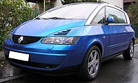 Renault Avantime thumbnail