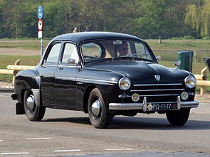Renault Fregate R1100 (1953) , Dutch licence registration PD-11-17 pic1.JPG