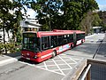 Replacement bus service Slussen Henriksdal.jpg