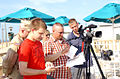 Reporters tour an enlisted personnel's bar at Guantanamo -b.jpg