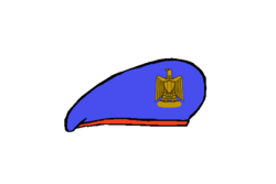 Republicanguard Beret - Egyptian Army.png