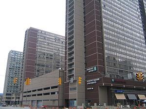 Reserve Square - The Reserve Square complex