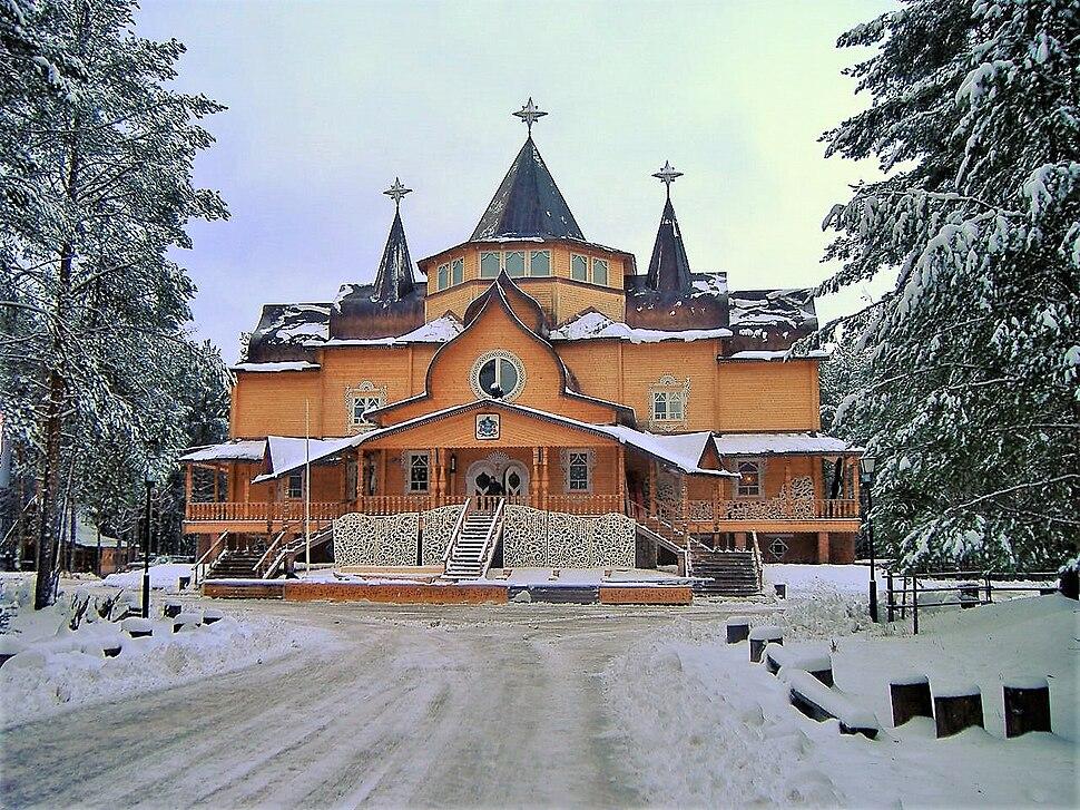 Residenz von Vaeterchen Frost