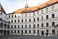 Residenzstraße A 2, Innenhof des Schlosses Neuburg an der Donau 20170830 003.jpg