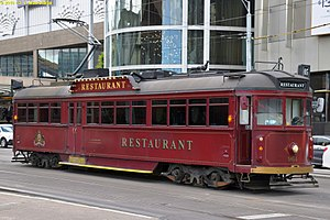 Colonial Tramcar Restaurant - Colonial Tramcar Restaurant.