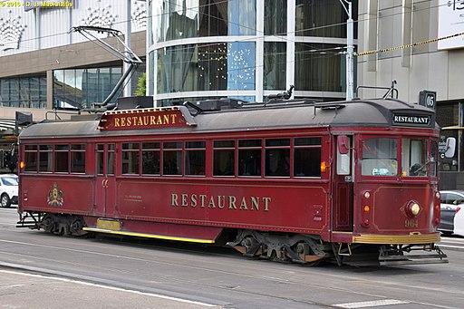 Restaurant Tram Melbourne