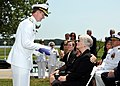 Retired Adm. Charles Larson is laid to rest at the U.S. Naval Academy. (14808347633).jpg