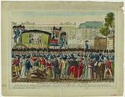 Retour Varennes 1791