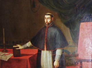 Portrait of D. Jorge de Almeida