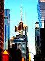 Reuters Building and Condé Nast spire (Kiah Ankoor) - Flickr.jpg