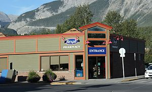 Katz Group of Companies - The Rexall Pharmacy in Canmore, Alberta