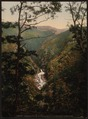 Rheidol Falls, from Devil's Bridge, Aberystwith, Wales-LCCN2001703411.tif