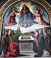 Ridolfo del ghirlandaio, madonna della cintola, 1508 circa 01 (cropped).jpg