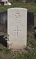 Rimmer (George Alexander) CWGC gravestone, Allerton Cemetery.jpg