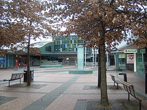 Ringwood, Victoria - Image: Ringwood library