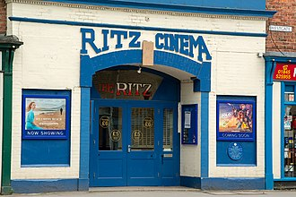 Thirsk - The Ritz Cinema, June 2018