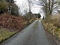 Road at Ballybobaneen - geograph.org.uk - 1770372.jpg