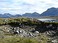 Road quarry on Fionn Loch to Kernsary Track - geograph.org.uk - 52270.jpg