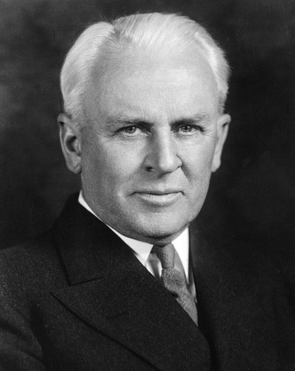 Robert Andrews Millikan 1920s