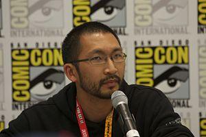 Robert Khoo - Khoo at the 2012 Comic-Con International