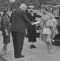 Robert Menzies greeting the Queen.jpg
