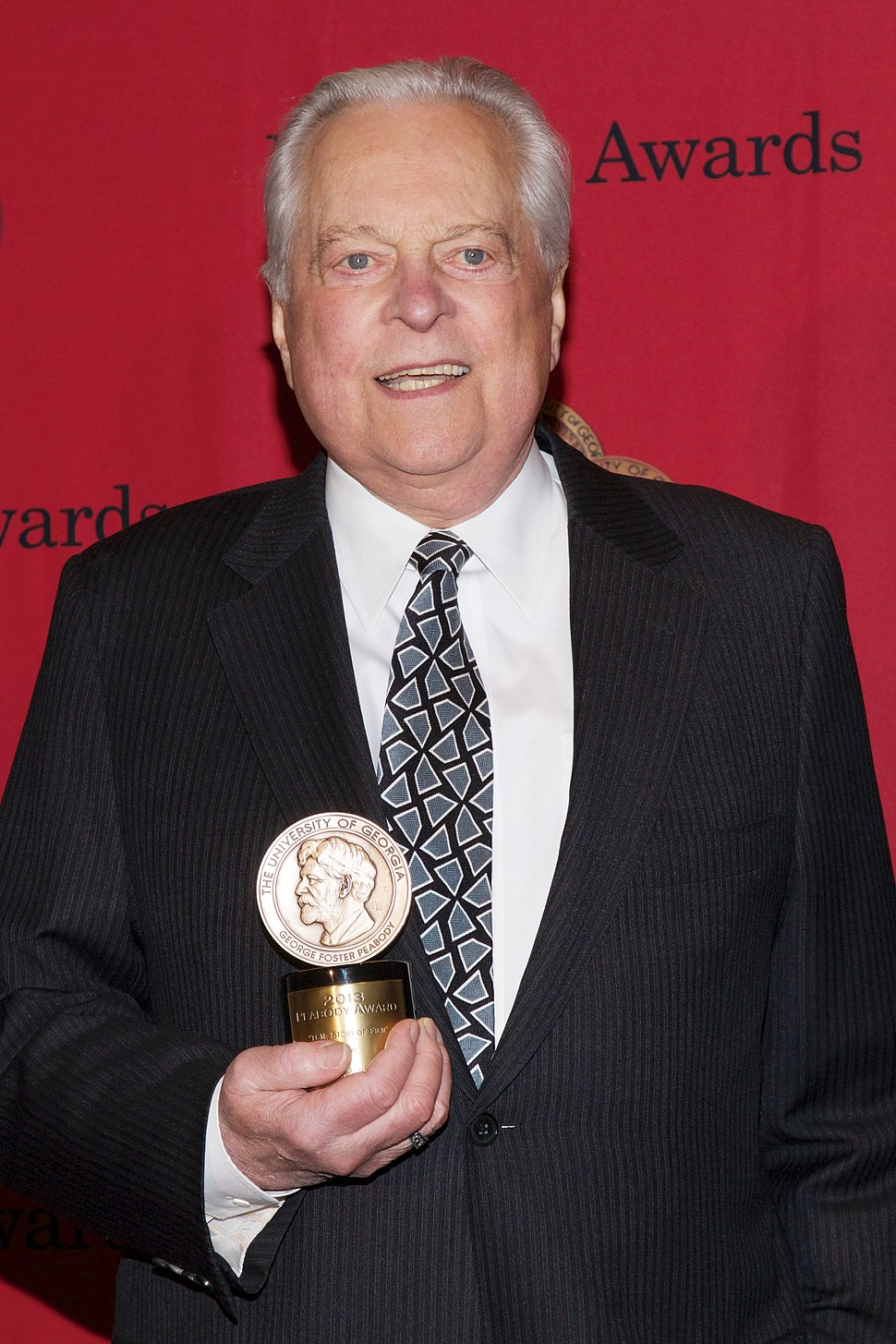 Robert Osborne at the 73rd Annual Peabody Awards