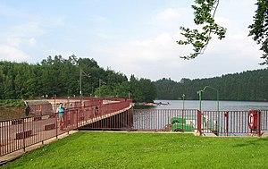 Lake Robertville - Image: Robertville JPG02
