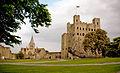 Rochester Castle courtyard, 2010.jpg