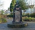 Rock garden sculpture - geograph.org.uk - 660572.jpg