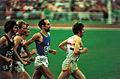 Rod Dixon, Pekka Vasala, Paul-Heinz Wellmann, Franco Arese, Brendan Foster 1972.jpg