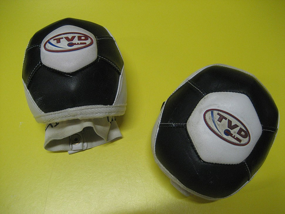 Roller-hockey-(Quad)-Knee-Pads