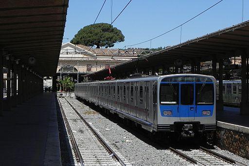 Roma-Lido, p.ta San Paolo VL01
