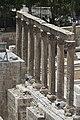 Roman Forum from theatre in Amman 0197.jpg