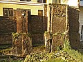 Roman Wall, Noble Street, London EC1 - geograph.org.uk - 1087893.jpg