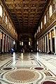 Rome - Santa Maria Maggiore - inside.JPG