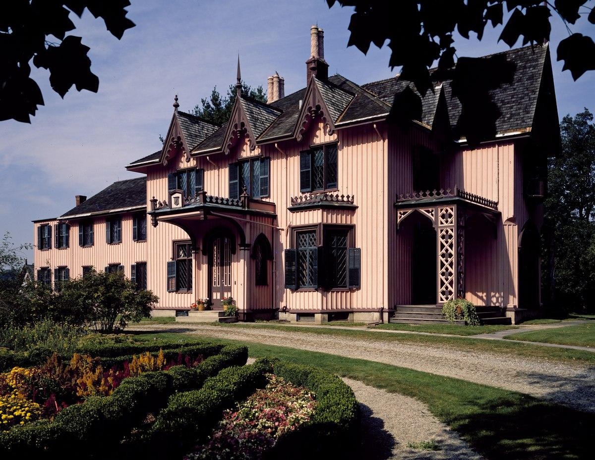 Image result for roseland cottage, woodstock, CT