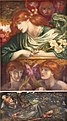 Rossetti BlessedDamozel replica 1879.jpg
