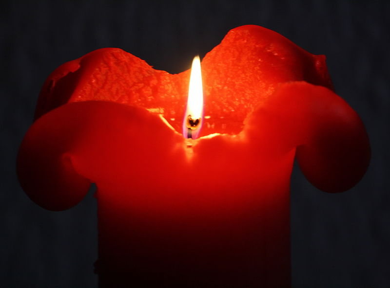 Fail:Rote Kerze red candle.JPG