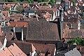 Rothenburg ob der Tauber, St. Johannis, vom Rathausturm 20170526 001.jpg