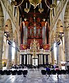 Rotterdam Grote Kerk Sint Laurentius Innen Langhaus West 6.jpg
