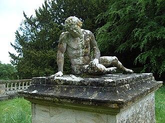 Rousham House - Gladiator