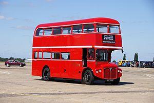 Routemaster RMA9 (NMY 646E), 2010 North Weald bus rally.jpg