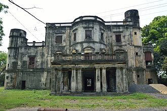 William Roxburgh - Image: Roxburgh Building Indian Botanic Garden Howrah 2013 03 31 5722