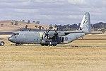 Royal Australian Air Force (A97-450) Lockheed Martin C-130J Hercules at Wagga Wagga Airport (2).jpg