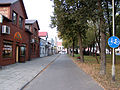 Rudnik nad Sanem - uliczka przy Rynku (02) - dsc07046 v1.jpg