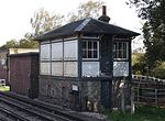 Ruislip signal box, October 2014 (02) (crop).jpg