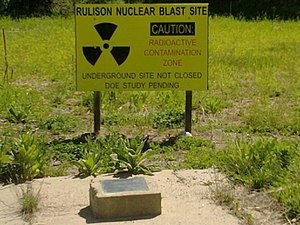 Project Rulison - Rulison Test Site today