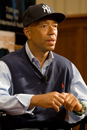 Russell Simmons at Emory University