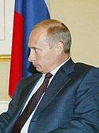 Putin in 2003