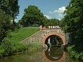 Rybaki, silniční most přes kanál Elbląg-Ostróda.JPG